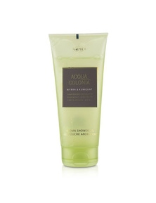 4711 Acqua Colonia Myrrh And Kumquat Aroma Shower Gel
