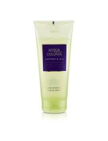 4711 Acqua Colonia Saffron And Iris Aroma Shower Gel