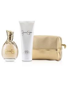 Jessica Simpson Signature Coffret: Eau De Parfum Spray 100ml/3.4oz + Body Lotion 200ml/6.7oz + Cosmetic Bag