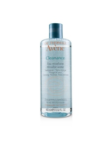 Avene Cleanance Micellar Water (For Face And Eyes) - For Oily, Blemish-Prone Skin