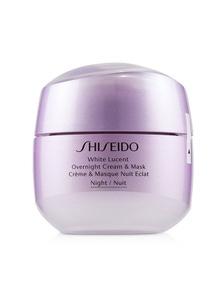 Shiseido White Lucent Overnight Cream And Mask