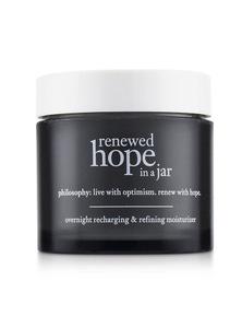 Philosophy Renewed Hope In A Jar Overnight Recharging And Refining Moisturizer