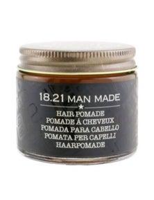 18.21 Man Made Pomade - Sweet Tobacco (Shiny Finish / Medium Hold)