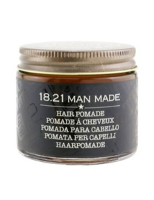 18.21 Man Made Pomade - Sweet Tobacco (Shiny Finish / Medium Hold)