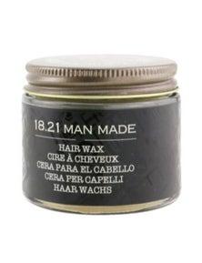 18.21 Man Made Wax - Sweet Tobacco (Satin Finish / High Hold)