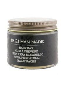 18.21 Man Made Wax - Sweet Tobacco (Satin Finish / High Hold)