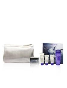 Lancome Renergie Travel Set: Lifting Cream + Gel Lotion + Serum + Eye Cream + Genifique Mask