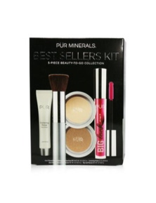 PUR (PurMinerals) Best Sellers Kit (5 Piece Beauty To Go Collection)