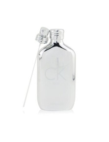 Calvin Klein CK One Eau De Toilette Spray (Platinum Edition)