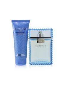 Versace Eau Fraiche Coffret: Eau De Toilette Spray 100ml + Perfumed Bath & Shower Gel 100ml