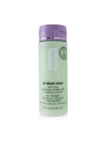 Clinique All about Clean All-In-One Cleansing Micellar Milk + Makeup Remover - Very Dry to Dry Combination