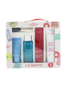 Clarins Clarins With Love From Suitcase Set