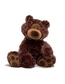 Gund Bear Philbin Dark Brown