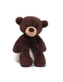 Gund Bear Fuzzy Chocolate