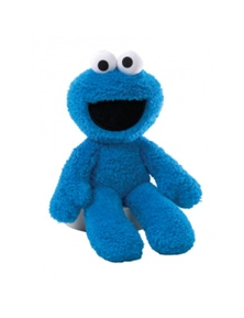 Sesame Street Cookie Monster Take Along Buddy