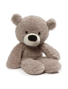 Gund Bear Fuzzy Grey 34cm