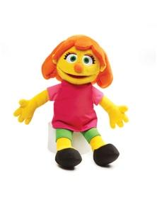 Sesame Street Julia Plush 36cm