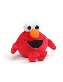 Sesame Street Elmo Emoji Giggler 15cm