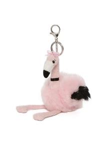 Gund Flamingo Large Plush Keychain