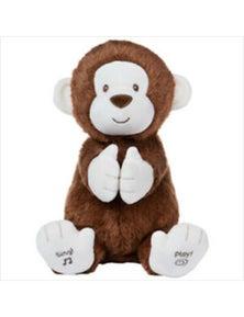 Gund Clappy The Monkey Animated Plush