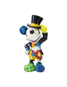 Disney by Britto Mickey Mouse with Top Hat