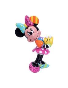 Disney by Britto Mini Figurine - Minnie Mouse