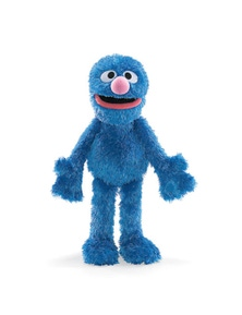 Sesame Street Small Soft Toy - Grover