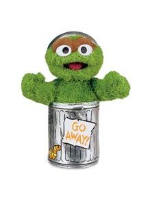 Sesame Street Small Soft Toy - Oscar Grouch