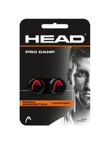 Head Pro Damp Vibration Dampeners Black 2pc