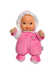 Baby'S First Minky Soft Doll