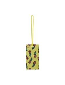 Lewis N. Clark Pineapple Luggage Tag