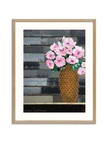 Anna Blatman - Flowers for Mother Paper Art