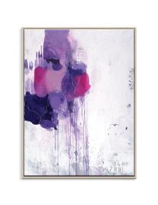 Julie Ahmad - Hot Mess Canvas Art