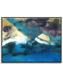 Katherine Boland - Coast 2 Canvas Art