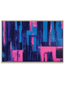 Artist Lane - Boho Splash Canvas Art