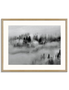 Artist Lane - Ground fog Paper Art