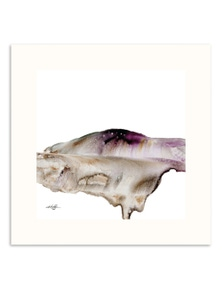 Artist Lane - Encaustic Abstract 1 Paper Art