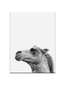 Artist Lane - Camel Canvas Art