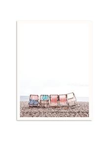 Artist Lane - 5 Chairs Paper Art