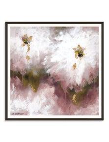 Lisa Wisse Robinson - Sugared Plum Cocktail Paper Art
