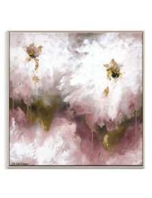 Lisa Wisse Robinson - Sugared Plum Cocktail Canvas Art
