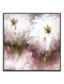 Lisa Wisse Robinson - Sugared Plum Cocktail Canvas Art