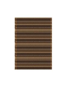 Outdoor Strips Etnic Rug 80x150cm
