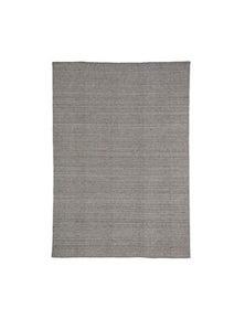 Norge Grey Wool Rug 200x280cm
