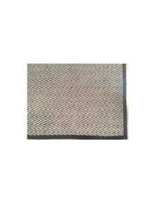 Pure Sisal Herringbone Pewter Rug 160x230cm