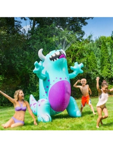 BigMouth- Ginormous Monster Yard Sprinkler