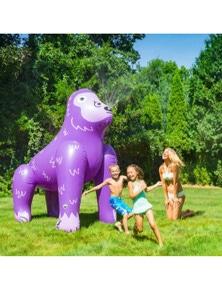 BigMouth- Ginormous Ape Yard Sprinkler