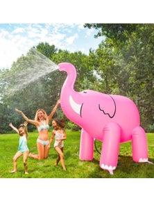 BigMouth- Ginormous Pink Elephant Yard Sprinkler