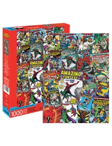 Marvel- Spider-Man Collage 1000pc Puzzle