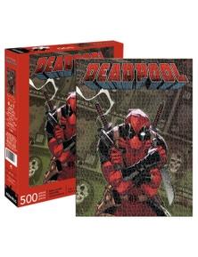 Marvel- Deadpool Cover 500pc Puzzle